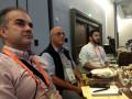 Critical Care Congress - Drs. Leandro, Hugo, Hector