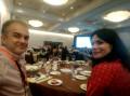 Critical Care Congress - Dr. Leandro