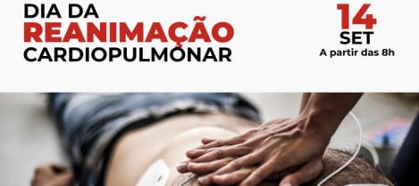 Dia Nacional de Reanimação Cardiopulmonar
