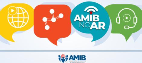 """AMIB no ar discute a """"Paramentação e Desparamentação para gotículas e aerossóis""""."""