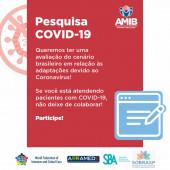 PESQUISA CENÁRIO BRASILEIRO - COVID-19