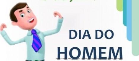 Campanha celebra 'Dia do Homem'