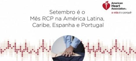 'Mês da RCP': entidades ensinam a salvar vidas