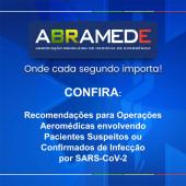 Confira as recomendações da ABRAMEDE
