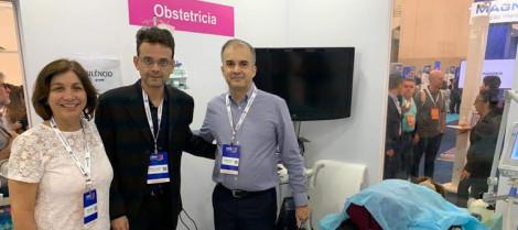 Simulações em obstetrícia e analgesia são temas no CBMI