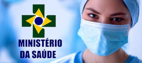 Ministério da Saúde cadastra 5 milhões de profissionais da saúde