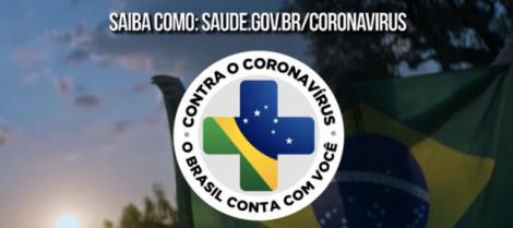 """Ministério da Saúde lança a ação """"O Brasil conta comigo"""" para estudantes da área de saúde"""